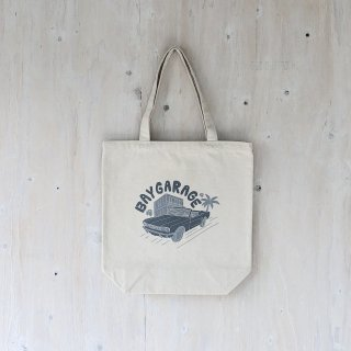 KIRARIN x BAY GARAGE <br> Canvas Tote <br>  Mサイズ  Natural