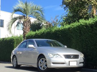2005 Toyota Mark X 250G <br/>1 owner Traded-in<br/>48,000km