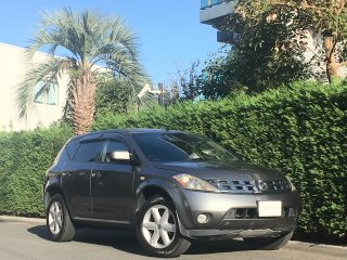 2005 Nissan Murano 350XV<br/>Leather Interior & BOSE <br/>Traded-in