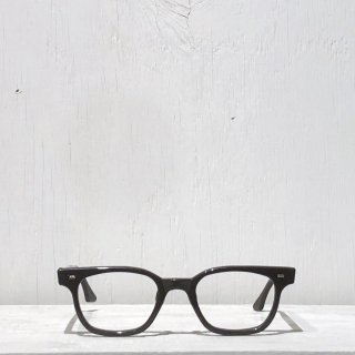 60s-70s Criss Optical <br> Prisoner Glasses Made in USA<br>Brown