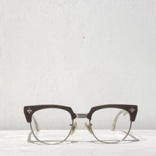 60's〜70's Bausch&Lomb <br>SIRMONT<br>Chocolate Brown