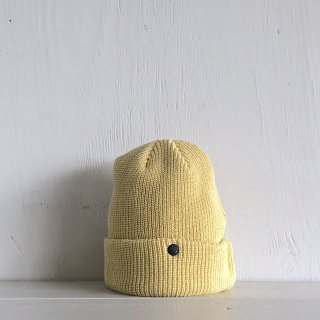 ' CPH c-plus headwear '<br> CUF KNIT CAP<br>/UNI COLOR SHORT <br>(Corn)