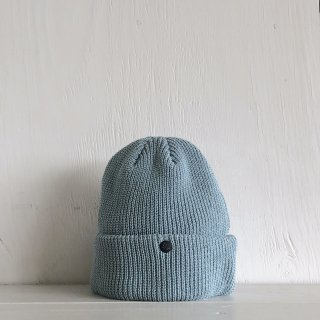 ' CPH c-plus headwear '<br> CUF KNIT CAP<br>/UNI COLOR SHORT <br>(Aqua)
