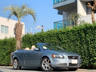 2007 Volvo C70 T5 </br>1 owner</br> 55,000km