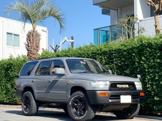 1996 Toyota HiluxSurf 3.4 V6 <br/>Custom New Paint<br/>SSR-G Narrow Body 4WD