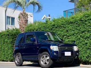 2010 Mitsubishi Pajero Mini <br/>VR Turbo<br/>Traded-in