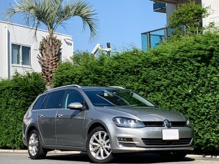 2015 VW Golf Variant TSI<br/>Highline BMT<br/>25,000km