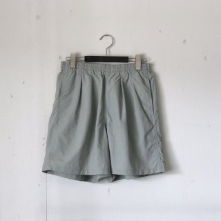 BARLAP  OUTFITTER   <br>TRACK SHORTS<br> Ice Gray