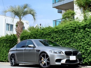 2014 BMW M5 30Jahre<br/>600hp / Limited to 300 units<br/>26,000km
