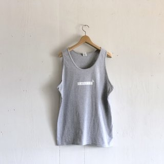 BAY GARAGE 1st aniversary <br>' CRUISE Tank '<br>  Gray x White Printed