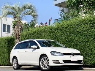 2017 VW Golf Variant TSI<br/>1owner Comfort Line Connect<br/>35,000km New Car Warranty