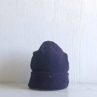 ' CPH c-plus headwear '<br> CUF KNIT CAP<br>/UNI COLOR SHORT <br>(Dark Parple)