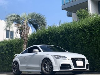 2011 Audi TTRS Quattro<br/>Audi Sports Turbo 500ps<br/>30,000km