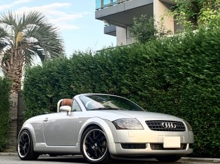 2000 Audi TT Roadster Quattro <br/>LHD 6MT 225ps<br/>46,000km