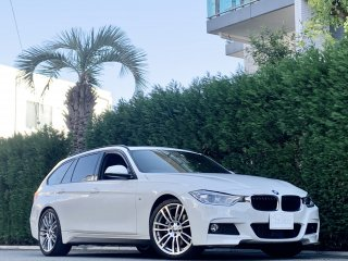 2015 BMW 320d Touring Msports<br/>1 owner Panoramic Sunroof<br/>24,000km