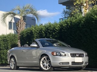 2008 Volvo C70 T5 </br>1 owner</br> 41,000km