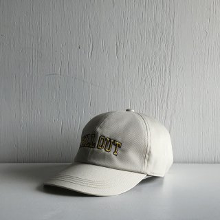 CPH <br> 6 PANEL CAP / CHILL OUT<br>beige