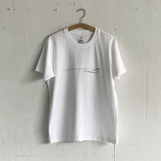 BAYGARAGE T Shirt<br>Los Marinelos<br>White