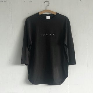 BAY GARAGE <br>3/4 Sleeve Baseball T <br>Sumi