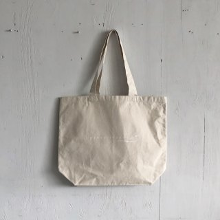 BAY GARAGE Canvas Tote Bag <br>Los Marineros<br> Natural