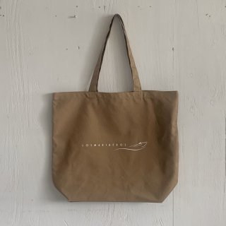BAY GARAGE Canvas Tote Bag <br>Los Marineros<br> Sand Beige