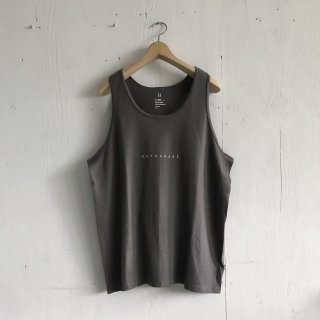 BAY GARAGE  Tank Top <br>New Logo<br>Charcoal