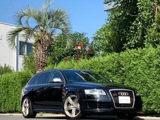 2009 Audi RS6Avant Quattro<br/>1 owner V10 5.0L 580ps<br/>15,000km  Twin Turbo
