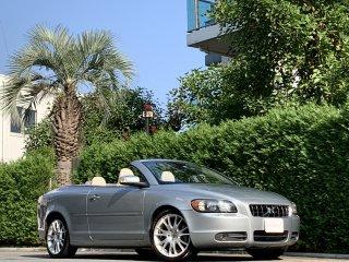 2009 Volvo C70 T5 TE</br>Dynaudio Premium Sound</br>Electric Silver