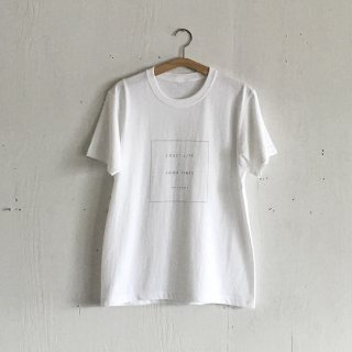BAYGARAGE T Shirt<br>Coast Life + Good Times<br> White