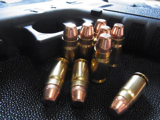 .357 SIG 125 Grain FNFMJ RP Brass Case