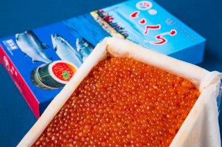 (上質)塩いくら1kg(北海道産)