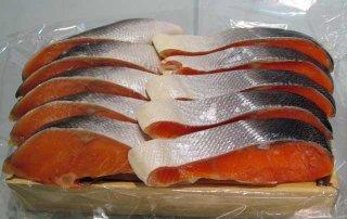 時知らず本紅鮭切身セット