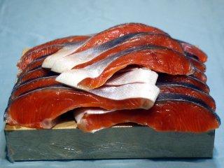 【ロシア産】 塩紅鮭切り身(15切れセット)