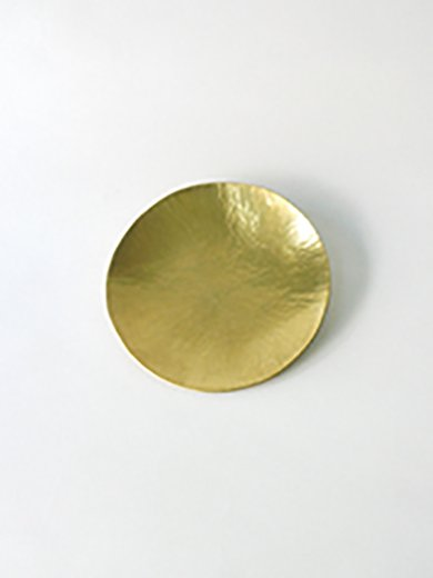 THE VESSEL OF MATERIAL M brass