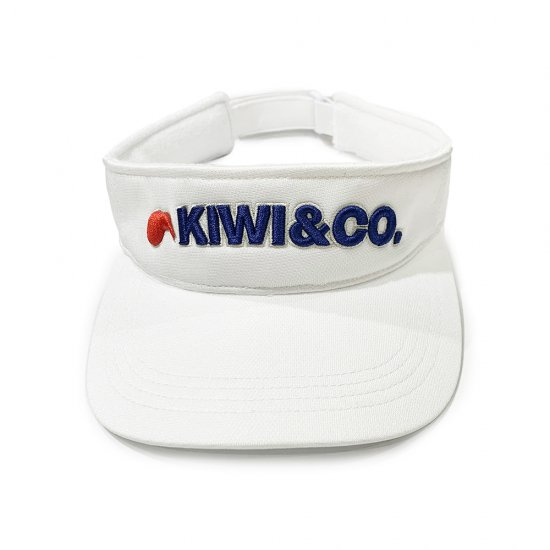 KIWI&CO.バイザー