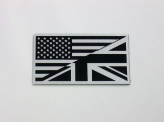 <img class='new_mark_img1' src='//img.shop-pro.jp/img/new/icons41.gif' style='border:none;display:inline;margin:0px;padding:0px;width:auto;' />IR対応:US UK flag patch