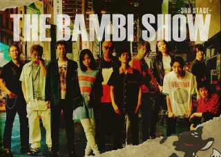 THE BAMBI SHOW〜3RD STAGE〜の予約が開始されました!