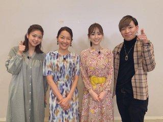 4/8(水)24:25〜フジテレビ「絶対!見たくな〜るTV」に出演します!
