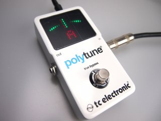 【NEW】tc electronic polytune2