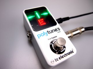 【outlet】 tc electronic polytune2 mini