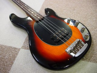 MUSICMAN Stingray EX Vintage Sunburst Modified by Geek IN Box