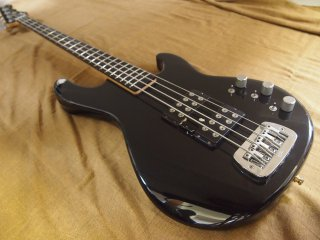 G&L USA L2000 Black / Ebony