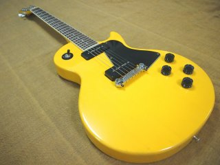 Tokai Les PaulSpecial LSS54 TV Yellow