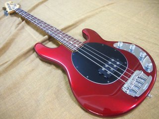 Musicman Stingray USA TRANS RED