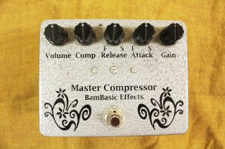 BamBasic Effects Master Compressor