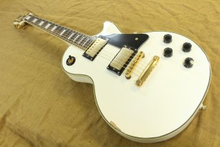 Epiphone Les Paul Custom Alpin White