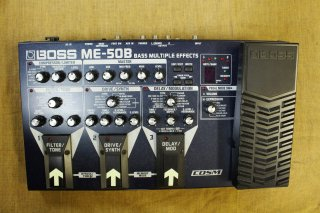 BOSS ME-50B BASS MURTIPLE EFFECTS