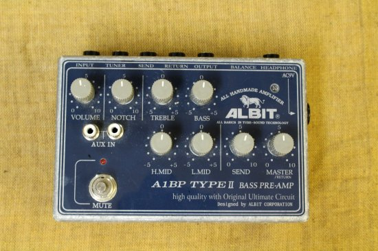ALBIT A1BP TYPE Ⅱ