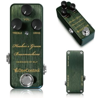 【new】One Contrlo Hookers Green Bass Machine
