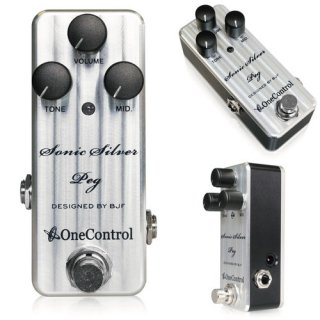 【new】One Control Sonic Silver Peg【特価】